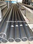High Density Polyethylene large diameter Black HDPE80 pipe for water supply