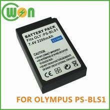 BLS-1 BLS1 Video Camera Battery for Olympus SLR E-400 E-410 E-420 E-450 E-600 E-620 Pen E-P1 E-P2 E-PL1