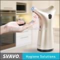 Touchless automática espuma saboneteira, dispensador de álcool gel