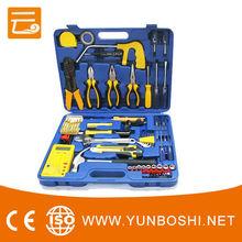 Completed stainless steel tool kit kraft set