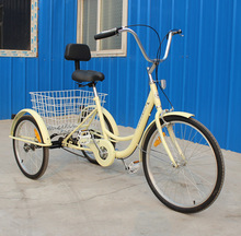 famous brand 6 speed electric tricycle