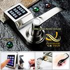 Hot sale password door digital lock with number single latch electronic door lock
