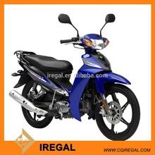 4 stroke blue 110cc motorcycle