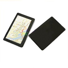 2014 Hot Sale Hand-held touch screen 5 inch Car GPS Navigator