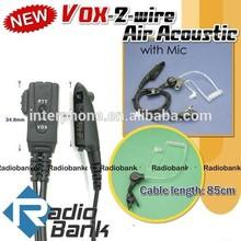 VOX Air Acoustic w/ mic for GP-328Plus GP-344 PT567 GP388 [4-007M328plus],2-wire Air Acoustic w/mic