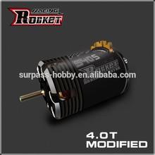 Brushless Electic Motor Rocket 540 sensored brushless electric dc motor RC Car for Sale