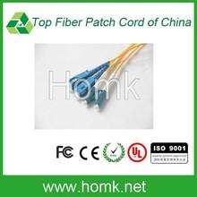 lc sc connector in fiber optic cable duplex single mode fiber optic cable connector