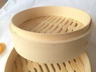 26/28CM Cookware bamboo steamer pot