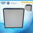 Glass Fiber Pleated Air Filter Box Type