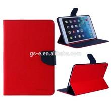2014 hot-selling case for ipad mini 2, for ipad leather case