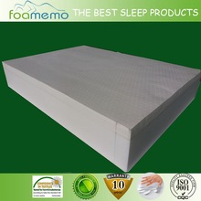High end comfort and soft sweet dreams latex foam mattress