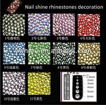 superior quality rhinestones nail art decoration likely beauty rhinestones