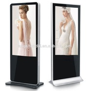 outdoor lcd display digital signage/TFT Type and Outdoor Application outdoor displays/LCD Advertising Display Screen Stand