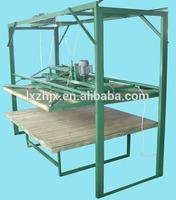 MPJ Cotton felt making machine / cotton wadding machine / quilt felt machine