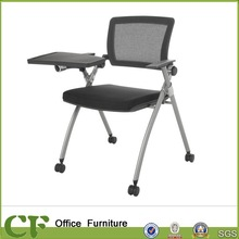 CF Training chair Adjustable back and lockable Fixed Armrest