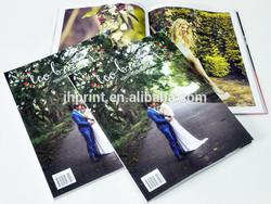 Printing Service - China quality wedding magazine printing,printing magazine in China