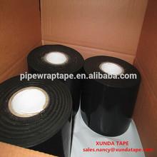 Auto-adhesivo de cinta adhesiva de embalaje de protección para las tuberías