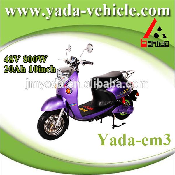 ดรัมเบรกem348v800wscooterscooterจักรยานเมืองที่มีสีสัน