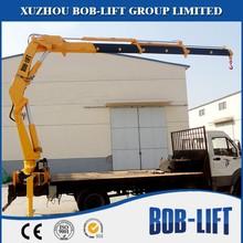 Brand new knuckle boom unic crane 10 ton for trucks SQ10ZA3