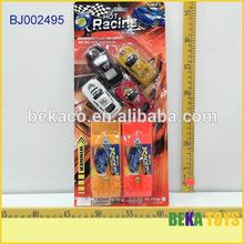 Hot sale cheap plastic toy car/wholesale funny plastic mini racing car toy