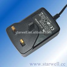 12V 1A medical power adapter