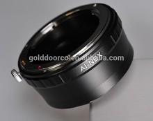 High Quality Metal Lens Adapter for Nikon AI to NEX EOS-NEX3/5