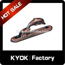 Kyok produced unique national style curtain hooks iron curtain rod hooks