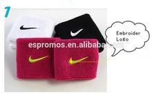 Sports Headband / Sweatband, Terry Cloth Head Band Athletic Cotton Terry Cloth Head Sweatband for Sports