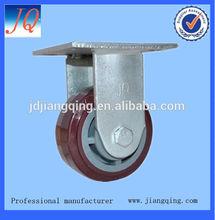 100mm industrial heavy-duty with bearing swivel plate caster wheel