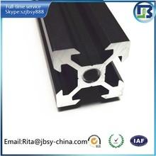 Hot sale v shape aluminum profile manufacture