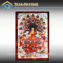 promozione ha portato muro religioso foto su tela