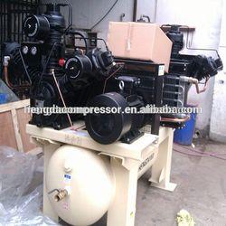 10bar piston air compressor with tank portable dc 12v mini car air compressor