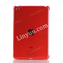 Clear Transparent Plastic case for iPad mini 1 2 3