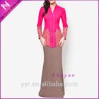 2015 new design baju kebaya dress