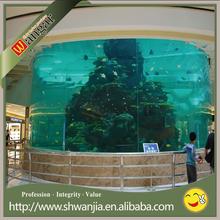 Acrylic large fish tank aquarium fish tank large acrylic fish tank