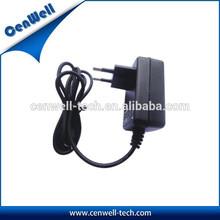 china plug adapter cctv camera 6v2a power adapter