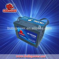 bocsh 24v battery car battery plate largestar battery NS60 12v N50Z/55D26R