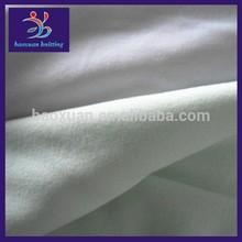 wholesale 100% polyester micro polar fleece fabric/baby blanket fabric
