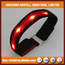 Safety Flexible Led Armband Reflective Hiking Running Belt