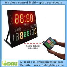 M592C swimming scoreboard led screen