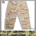 mens de camuflagem do exército imprimir calças