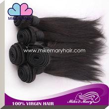Qingdao gold supplier best selling virgin human hair list of hair weave wholesale