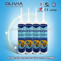 OLV 768 Big Glass Silicone Sealant for Aquarium Glazing