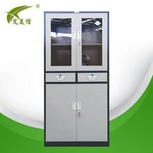 Durable steel cupboard design medication storage cabinet
