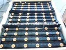 Forklift battery for Toyota forklift, 6VBS600 158VBS forklift battery