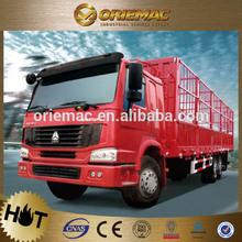 Sinotruk Howo 6X4 heavy duty Cargo van truck for sale