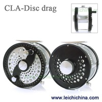 High quality chinese large size disc drag system cnc classic fly reel