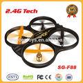 2.4g quadcopter drone télécommande rc modèle drone