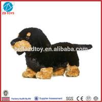 custom plush stuffed toy dog plush dog toy