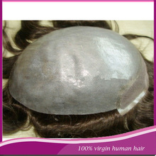 2014 hot satyle Factory price Top quality new man hair pieces